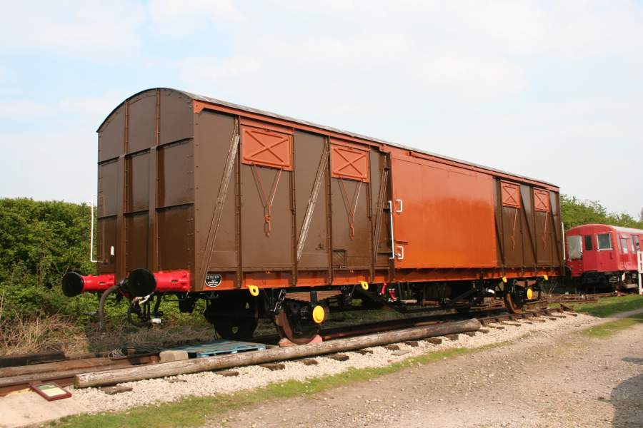 Repainted Continental Ferry Wagon