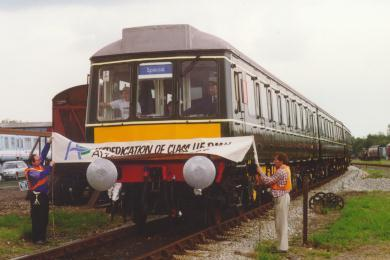 Class 115 Diesel Multiple Unit
