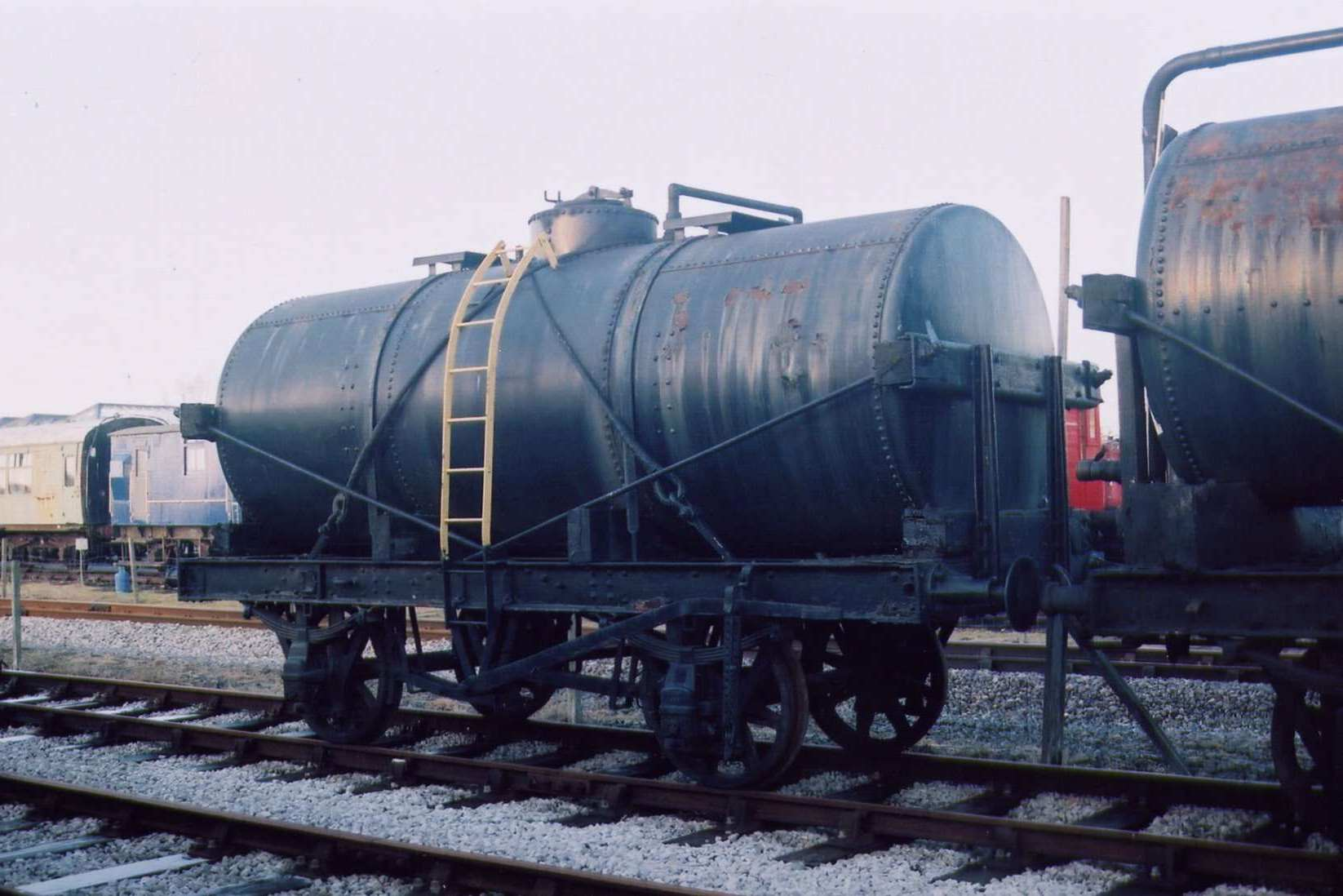 Ford's Tank Wagon