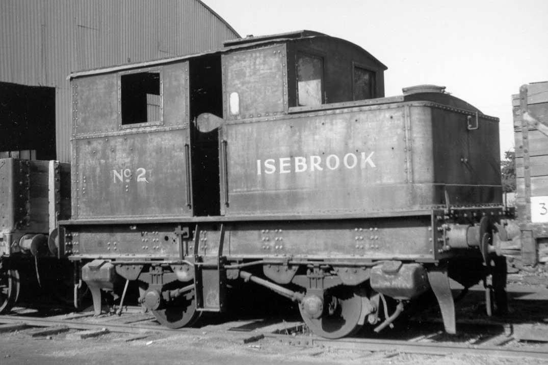 Isebrook at  Thomas E. Grey, Burton Latimer 27th September 1962