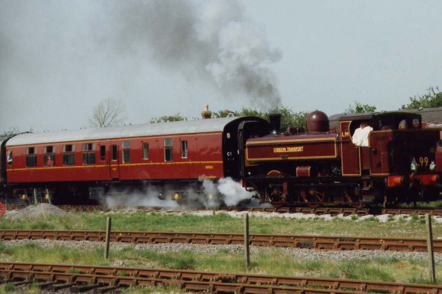 The BSK behind Pannier L.99