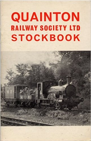 Stockbook (1st Edition) - 1972 Front Cover