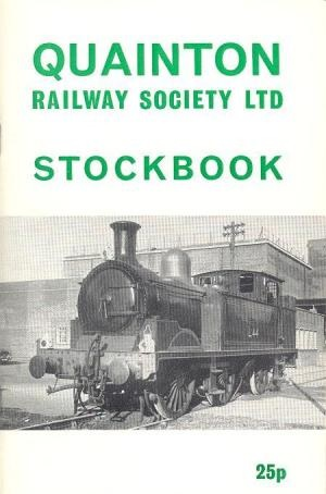Stockbook (2nd Edition) - 1973 Front Cover