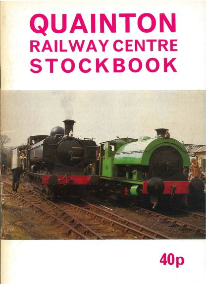 Stockbook (3rd Edition) - 1975 Front Cover
