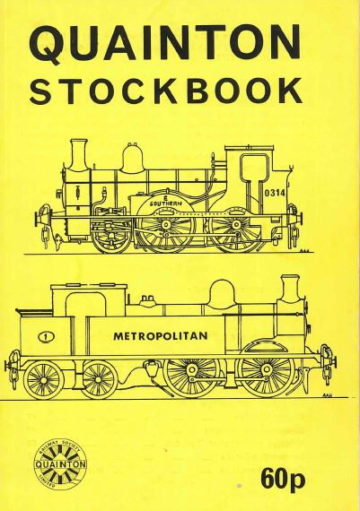 Stockbook (4th Edition) - 1978 Front Cover