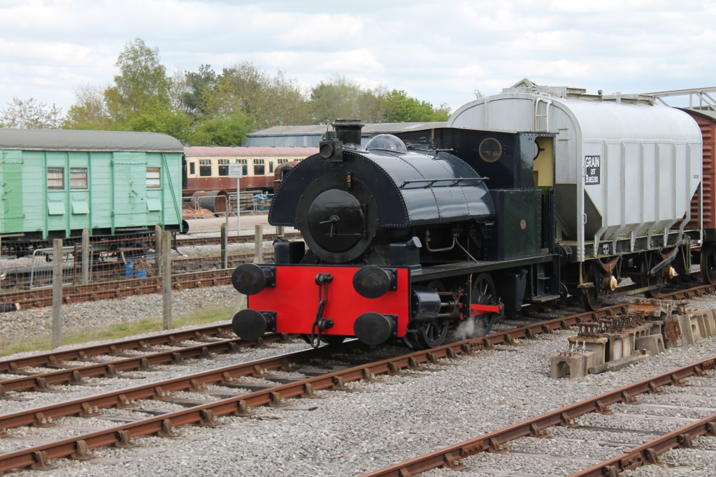 Scott during May 2015 Steam Gala