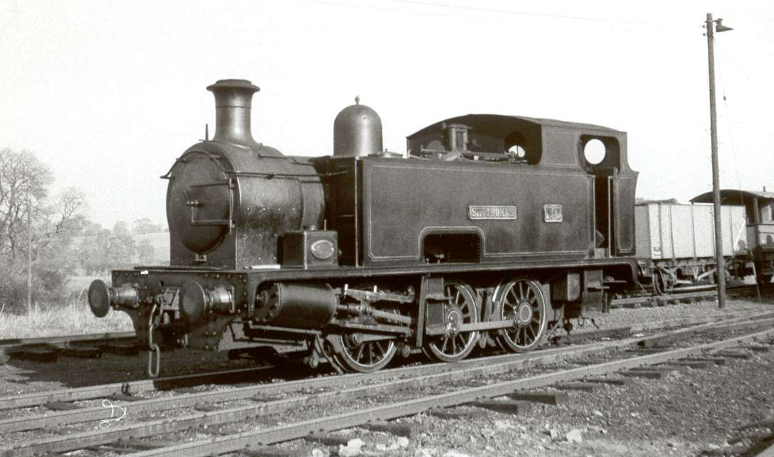 Sir Thomas on 4th November 1961 at Pen Hill Farm Shed, Oxfordshire Ironstone Company