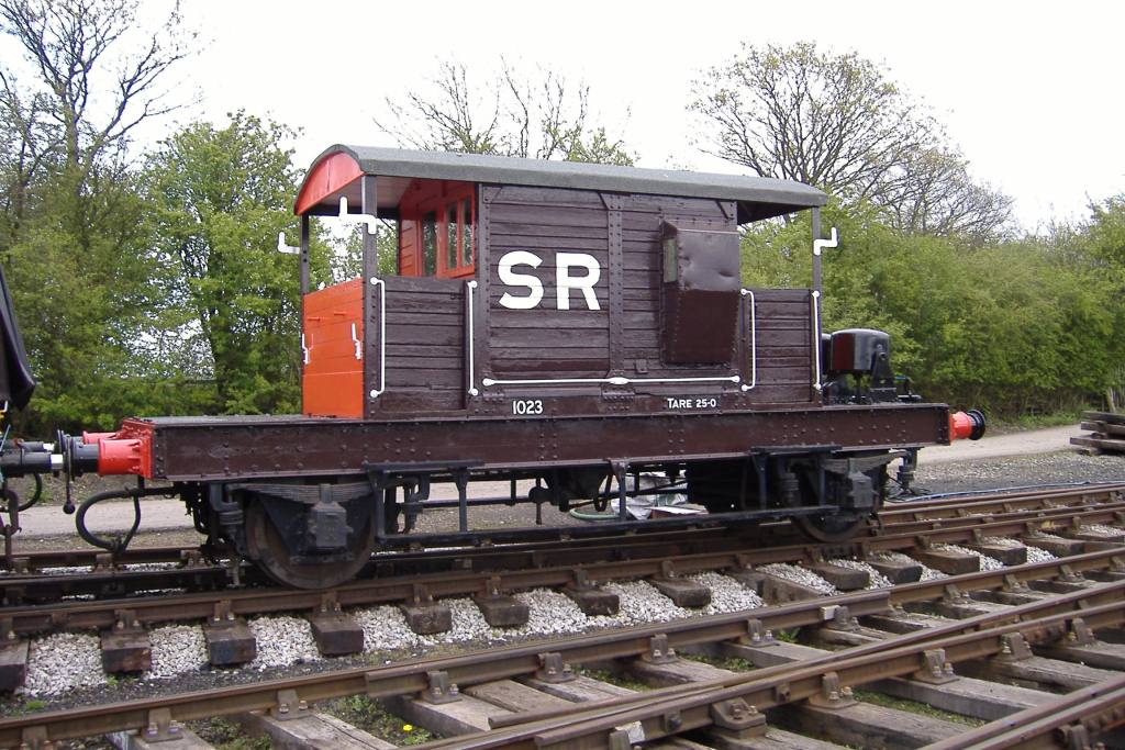 SR 1023 in Up Yard