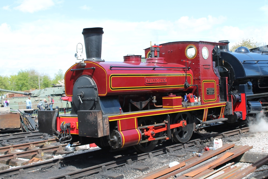 Swanscombe May 2015 Steam Gala